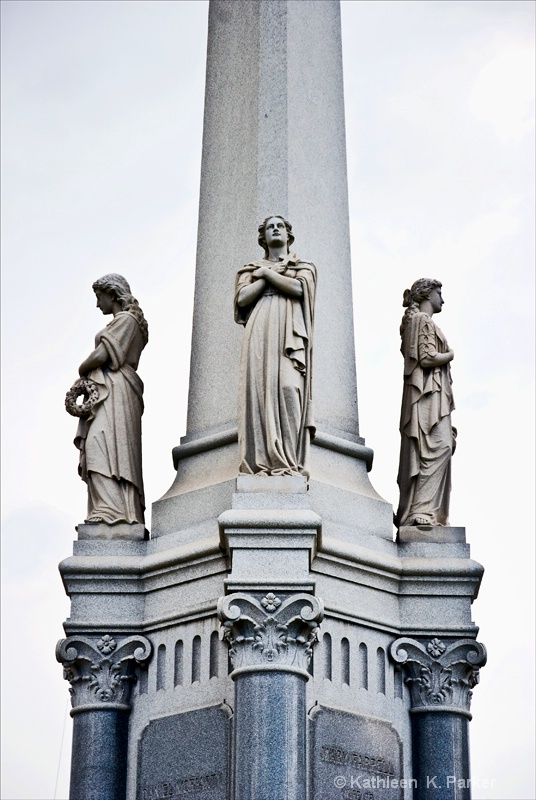 Moriarty Tomb, Metairie Cemetery