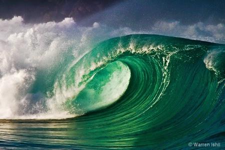 The Beauty of Waimea