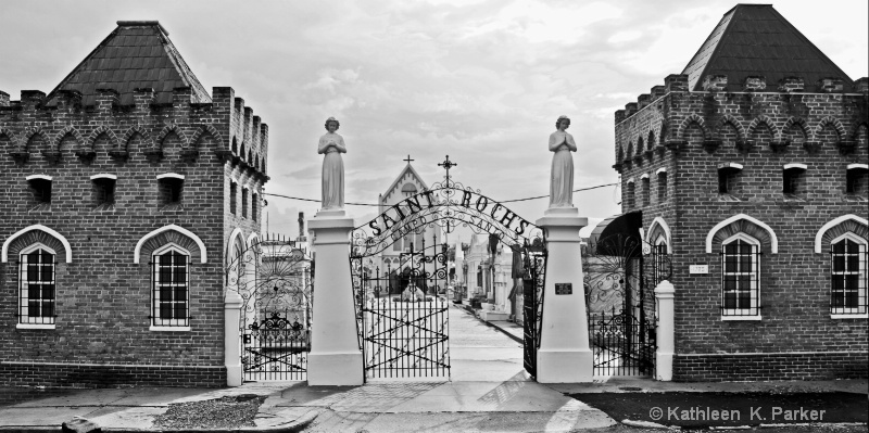 St Roch Cemetery New Orleans