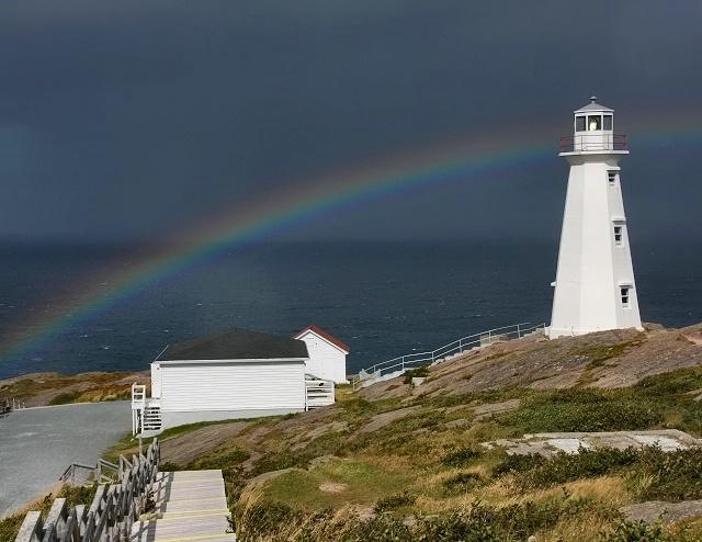 Making a Rainbow
