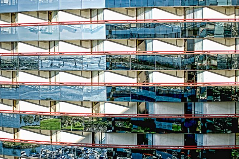 Windows On the Marina