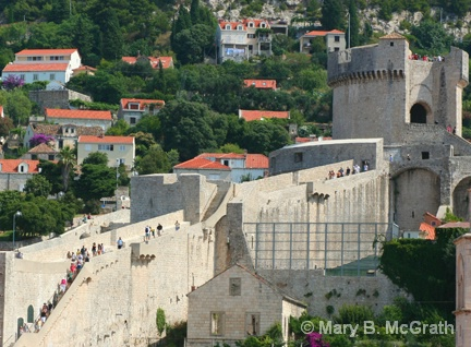 Dubrovnik - ID: 9613395 © Mary B. McGrath