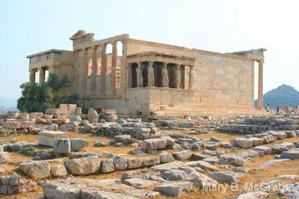 Acropolis - ID: 9613422 © Mary B. McGrath