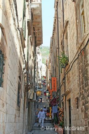 Dubrovnik Corridor - ID: 9613461 © Mary B. McGrath