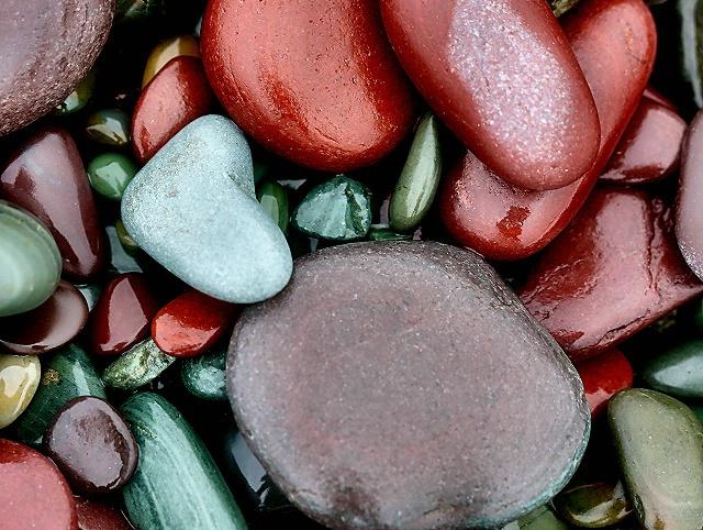 Pebble Shapes