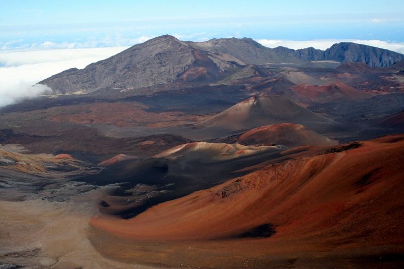 Haleakala Crater, Maui.
