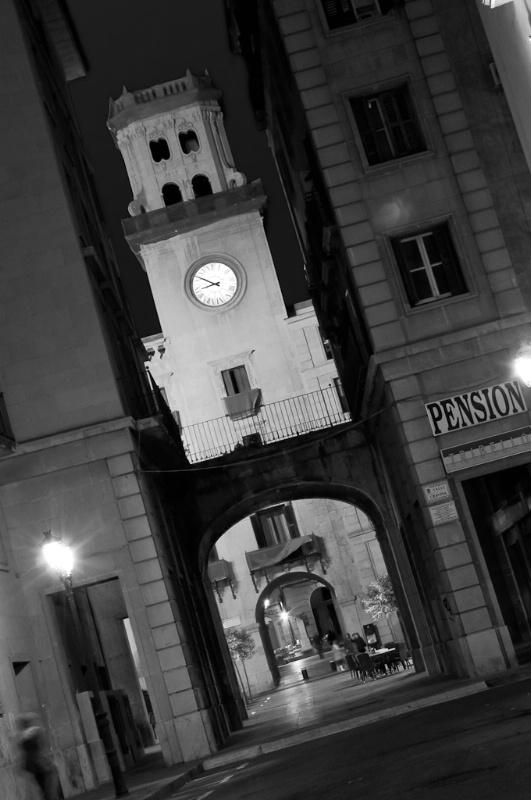 Clock Tower at Town Hall