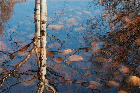 Rocks, Ripples and Reflections
