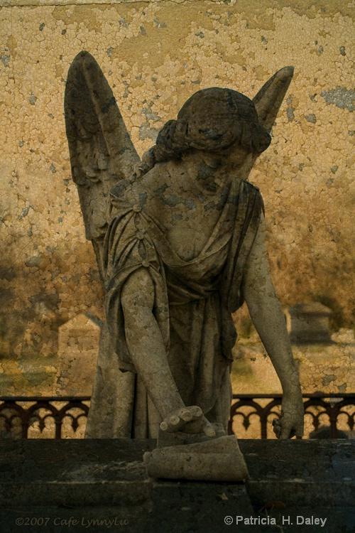 Laurel Grove Cemetery Angel