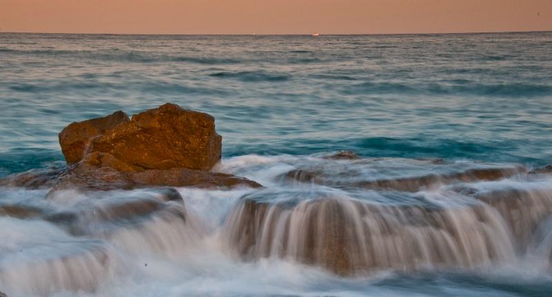 Rocks in Sea 2