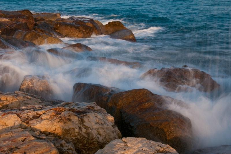 Rocks in Sea 3