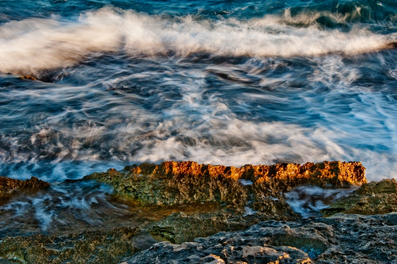 Sea and Rocks I