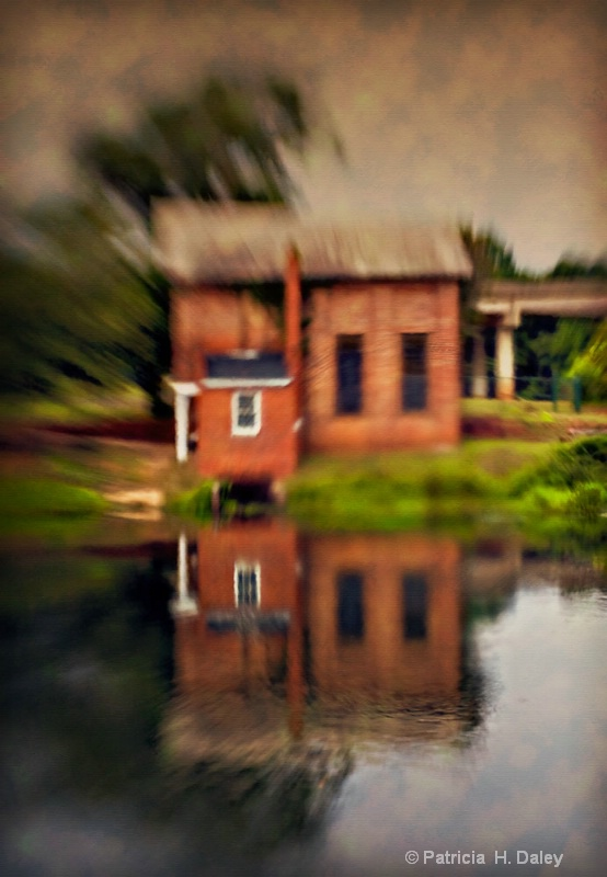 Canal House Reflection