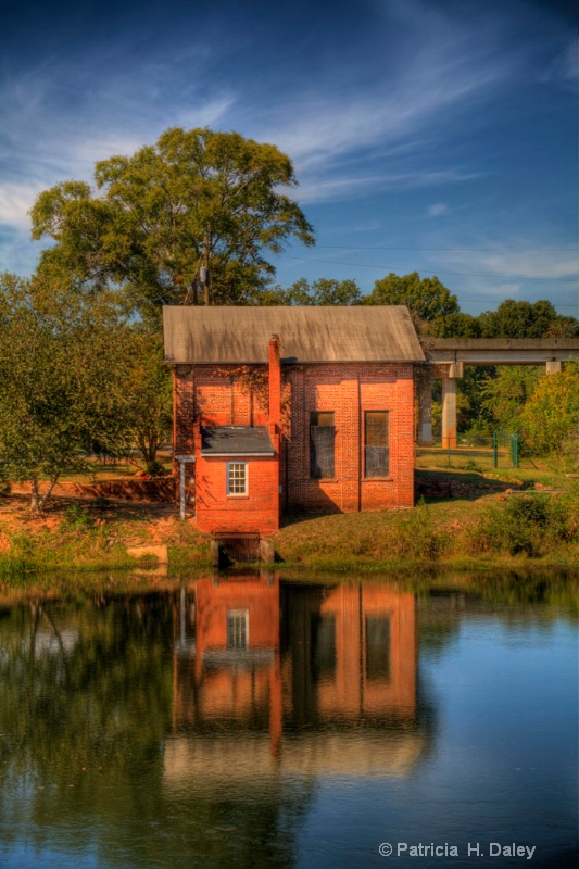 Augusta Canal House