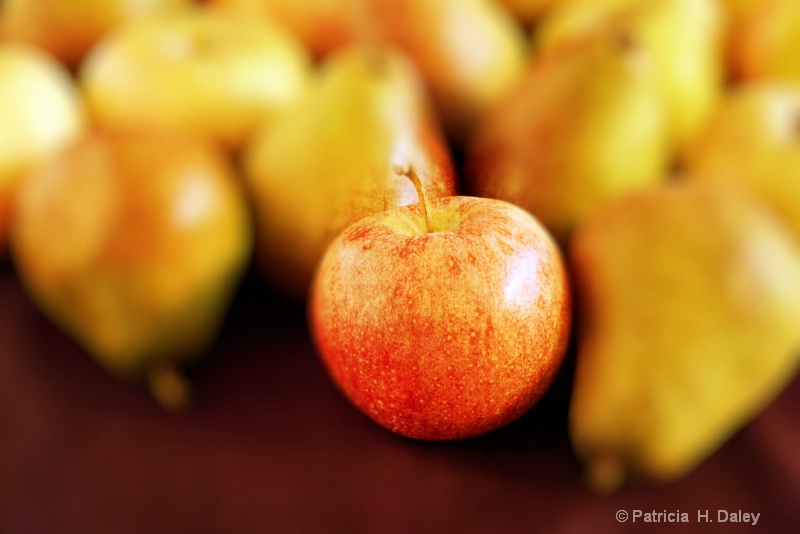 Pears and Apples-After-