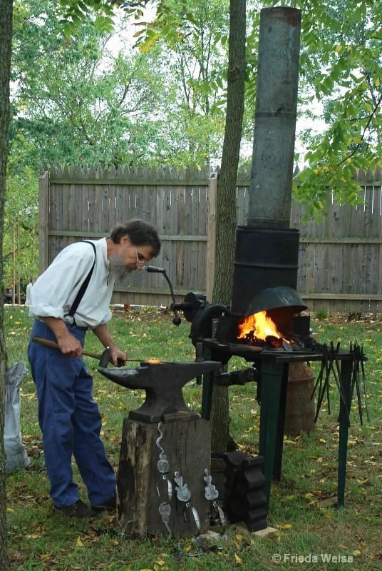 blacksmith - ID: 11389808 © Frieda Weise