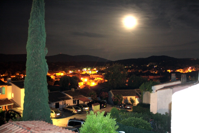 Moonlight over the Valley