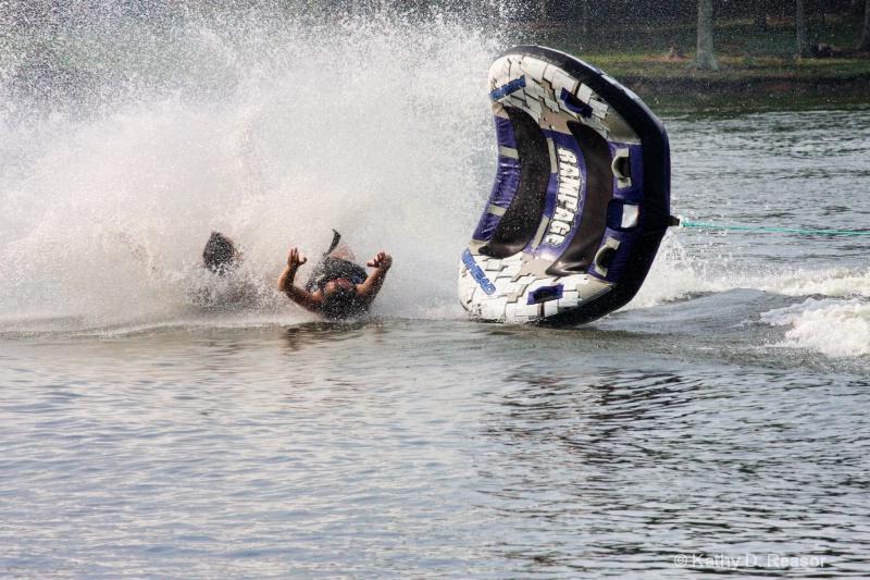 Skimming Water