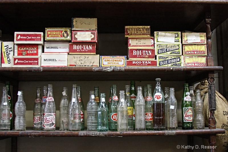 Antique Bottles & More