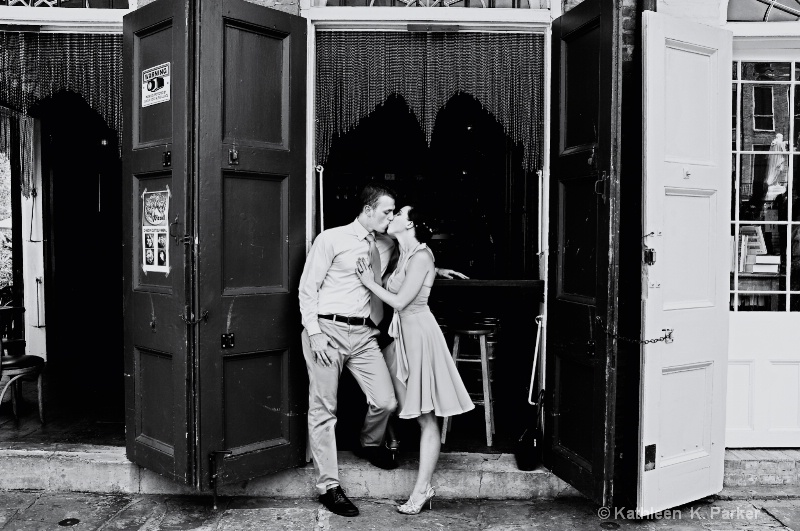 Scene of a Kiss - ID: 12106347 © Kathleen K. Parker