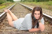 Railway gal