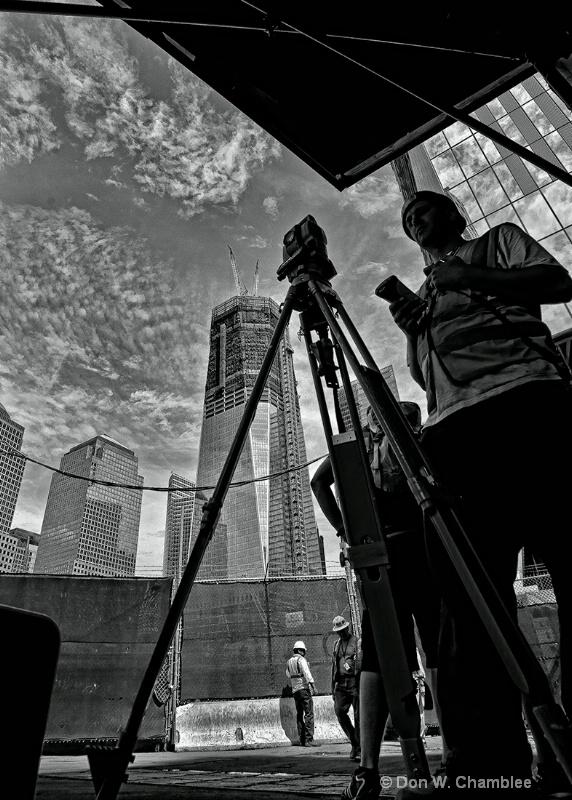 Freedom Tower New Beginnings