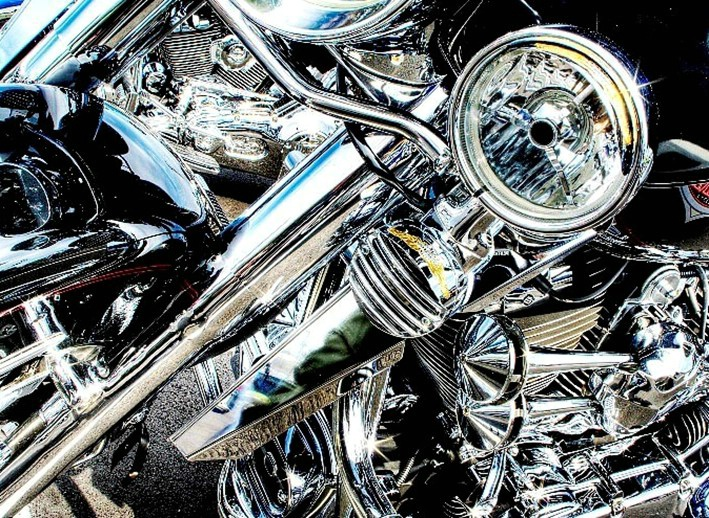 Motorcycle Chrome
