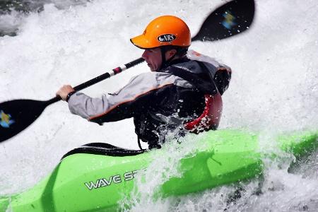 Paddle Forward