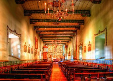 The Serra Chapel