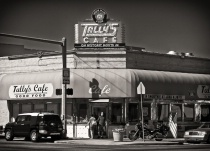 Sunday Morning Breakfast on Historic Route 66