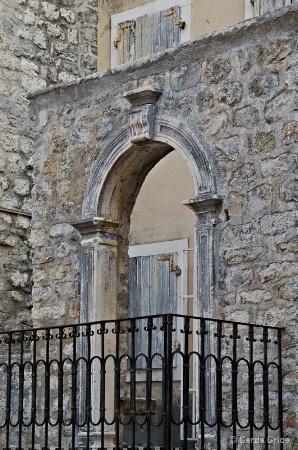 Gate and Entry Way, Kotor, Montenegro