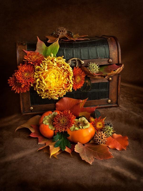 Nature's Autumn Treasures