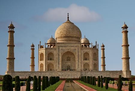 Monument Of Love - Taj Mahal