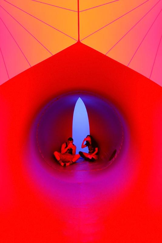 In the Eye of the Luminarium