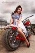 pinup bike