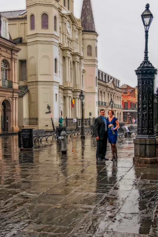 Destination Wedding NOLA--Rainy Day2