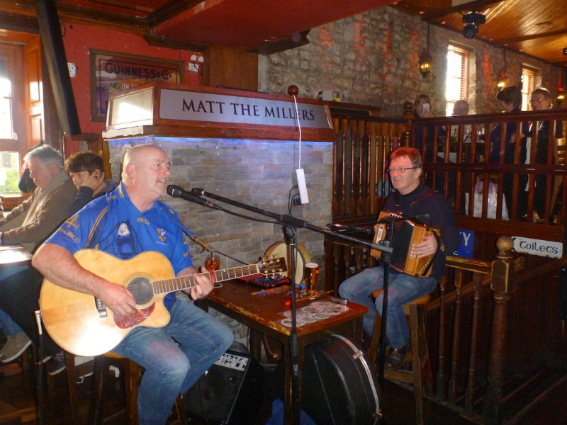 Matt the Millers Bar - Irish Music - ID: 13898668 © Lamont G. Weide