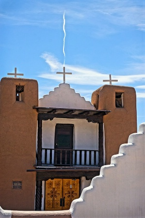 San Geronimo Chapel (Taos Pueblo Church)
