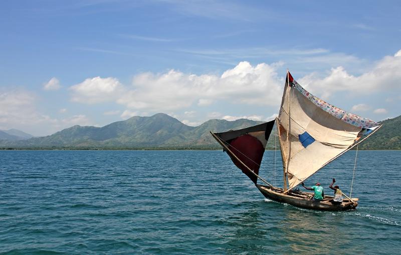 Fishing the Haitian Way