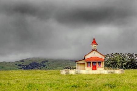 San Simeon Schoolhouse
