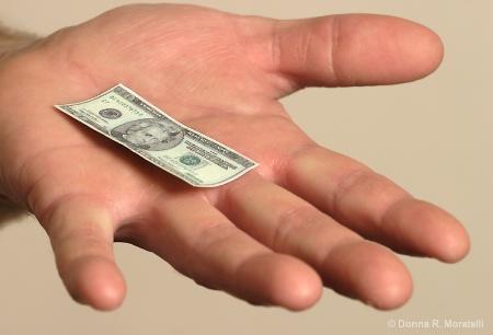The shrinking U.S. dollar