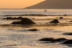 Seascape at Sunse...