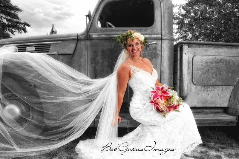a beautifull bride
