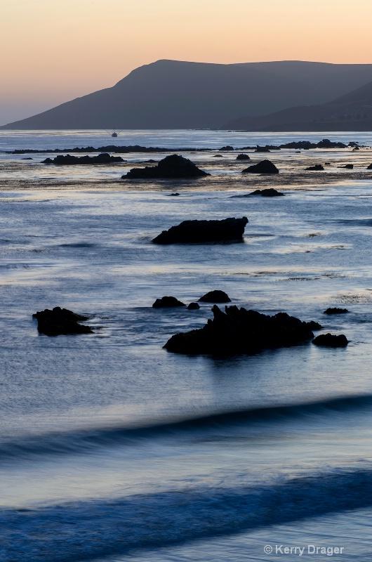 Evening at the Coast