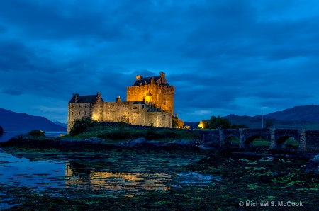 Photography Contest Grand Prize Winner - August 2014: Eilean Donan Castle