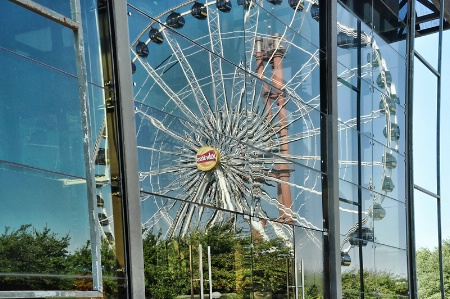A REFLECTED WHEEL OF FORTUNE