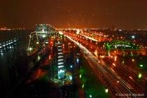 Rainy night in Philly