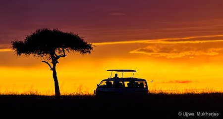 Golden Hours - Kenya