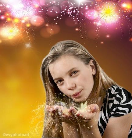 Wishing You a Magic Christmas