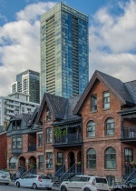Architectural Contrasts in T.O.